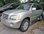 2002 Toyota Highlander in Kentucky