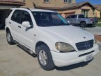 2001 Mercedes Benz ML-Class under $3000 in California