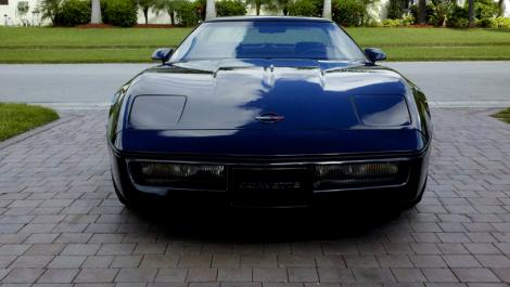 Cheap Sports Cars Under 5000 >> Classic Chevy Corvette C4 '86 By Owner in FL (Low Mileage ...