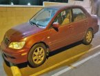 2003 Mitsubishi Lancer under $1000 in California