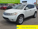 2005 Nissan Murano under $7000 in California