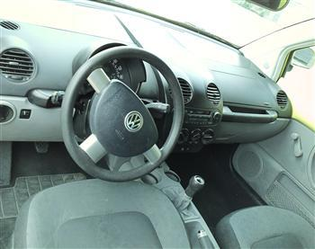 Photo #7: coupe: 1998 Volkswagen Beetle (Yellow)