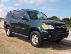 2002 Toyota Sequoia under $5000 in Texas