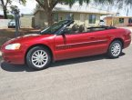 2001 Chrysler Sebring under $4000 in Arizona