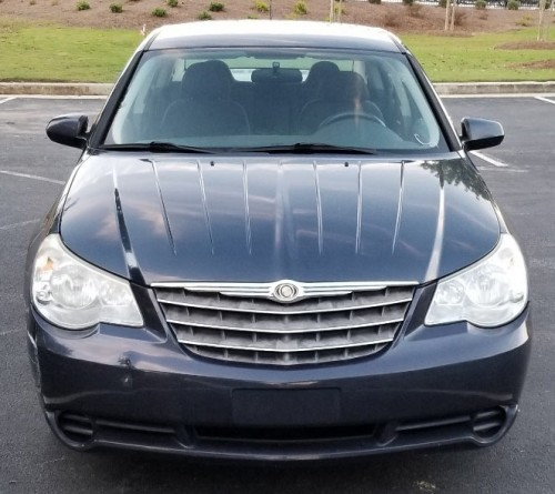 Used Car Buford, GA 30519 Under 4K: Chrysler Sebring '07