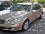 2004 Mercedes Benz E-Class under $5000 in Georgia
