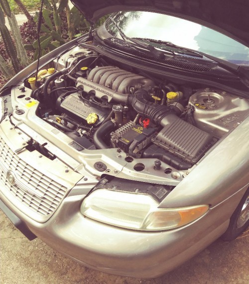 '98 Chrysler Sebring Limited Convertible In FL, 32750