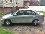 2003 Honda Civic Hybrid in Massachusetts
