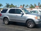 2003 Toyota Sequoia in California