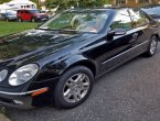 2004 Mercedes Benz E-Class under $6000 in New Jersey