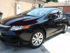 2012 Honda Civic in CA
