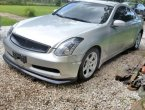 2004 Infiniti G35 under $5000 in Maryland