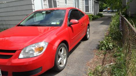 2006 chevy cobalt coupe by owner under 8000 in ny. Black Bedroom Furniture Sets. Home Design Ideas