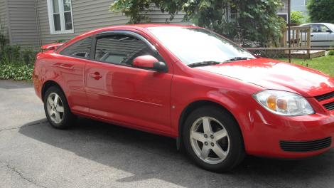 2006 Chevy Cobalt Coupe By Owner Under 8000 In Ny