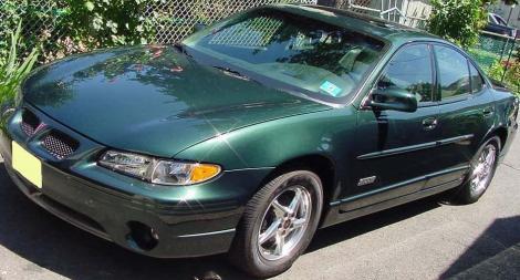 Honda Dealers Nj >> Used 2000 Pontiac Grand Prix For Sale By Owner in NJ ...
