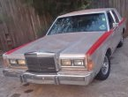 1989 Lincoln TownCar in LA