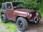 2002 Jeep Wrangler under $11000 in New Jersey