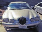 2001 Jaguar S-Type in California
