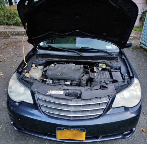 Chrysler Sebring '07 Elmira, NY 14902 Under $3000 By Owner