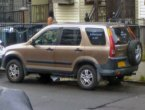 2002 Honda CR-V under $5000 in New York