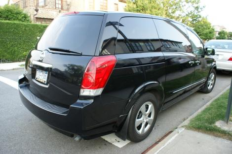 2008 nissan quest minivan by owner low mileage in ny. Black Bedroom Furniture Sets. Home Design Ideas