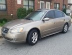 2003 Nissan Altima in MA