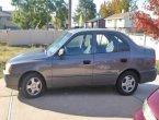 2002 Hyundai Accent in UT
