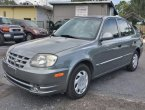 2005 Hyundai Accent under $2000 in Florida