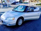 2001 Chrysler Sebring under $2000 in California