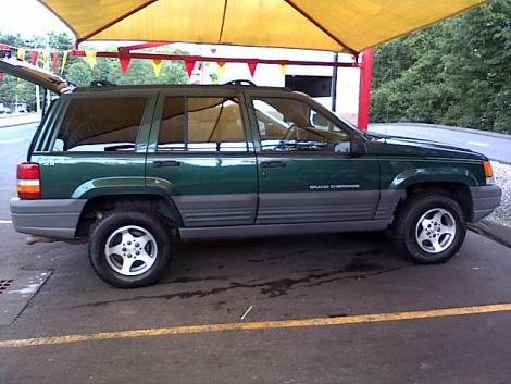 Jeep Grand Cherokee '96 SUV By Owner Under $3000 in CT ...