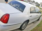 2001 Lincoln TownCar under $2000 in Texas