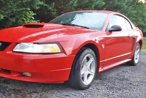 Used Cars Maryville Tn >> Ford Mustang GT '99 By Owner Maryville, TN 37803 Under $5K Red - Autopten.com