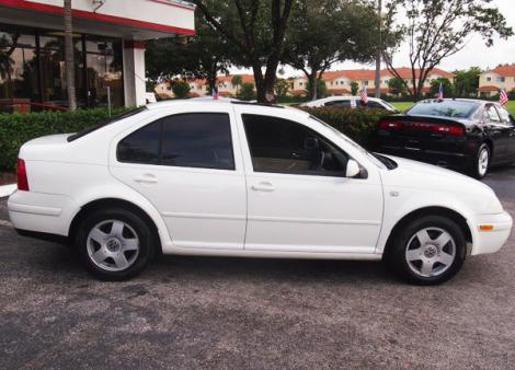 2001 Volkswagen Jetta Gls For Sale In Lighthouse Point Fl