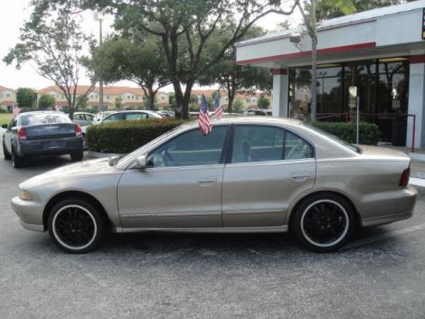 Used 1999 Mitsubishi Galant ES Sedan For Sale in FL ...