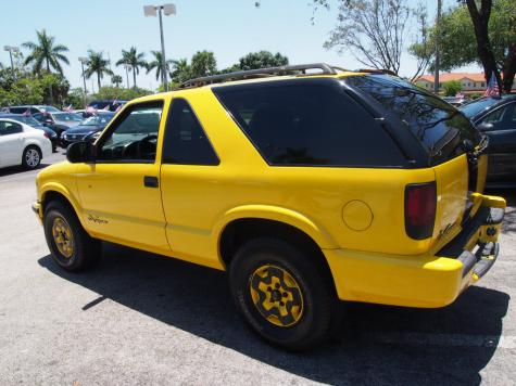 Cheap SUV For Under $3000 in FL - Used Chevy Blazer LS 4X4 ...