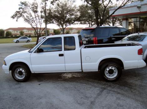 used 1995 gmc sonoma sle pickup truck for sale in fl. Black Bedroom Furniture Sets. Home Design Ideas