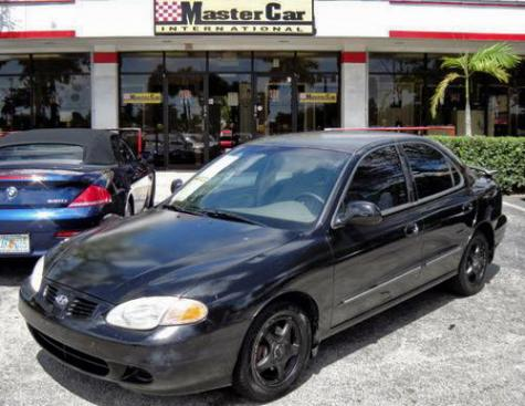 Cars For 500 Dollars For Sale By Owner >> Cheap Nice Car Under $2000 in FL - Used Hyundai Elantra ...