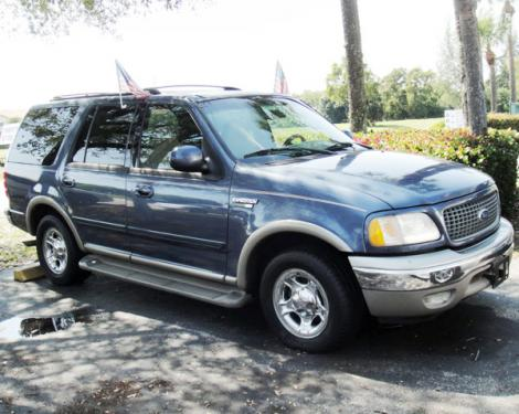 Used 2001 Ford Expedition Eddie Bauer Suv For Sale In Fl
