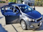 2013 Chevrolet Sonic in CA