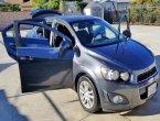 2013 Chevrolet Sonic in CA