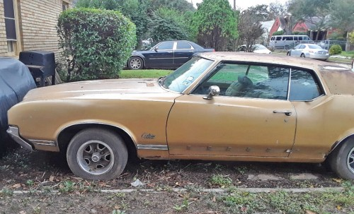 Cars For Sale By Owner In Dallas Tx >> 1970 Oldsmobile Cutlass Suprem Dallas Tx 75210 100 500 Classic