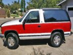 1992 Chevrolet Blazer under $4000 in California