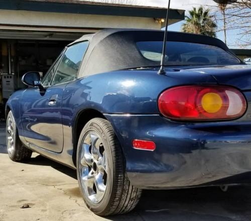 Mazda MX-5 Miata '99 Convertible Bakersfield, CA 93307