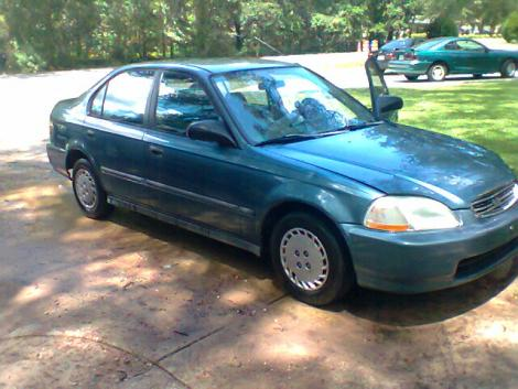Honda Civic Dx 96 For Sale By Owner In Ga 3000 Or Less