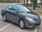 2011 Toyota Camry under $8000 in Texas
