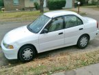 2001 Mitsubishi Mirage under $2000 in Texas