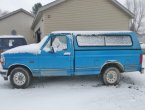 1995 Ford F-150 under $1000 in Michigan