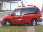 2001 Ford Windstar (Red)