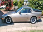 1984 Porsche 944 in California