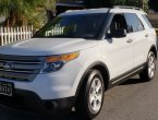 2013 Ford Explorer in CA